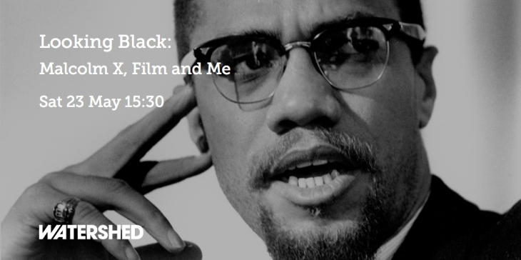 Malcolm X Looking Black May 15