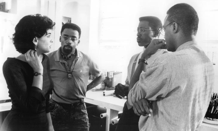 spike-lee-wesley-snipes-and-annabella-sciorra-in-jungle-fever-1991-large-picture